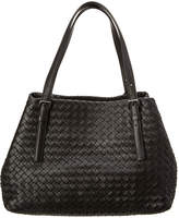 Bottega Veneta Intrecciato Nappa Leather Medium Cesta Bag
