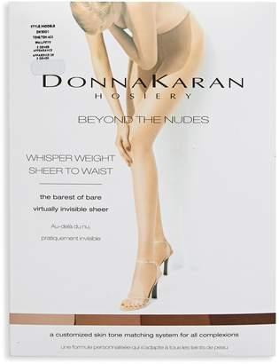 Donna Karan Sheer To Waist Pantyhose
