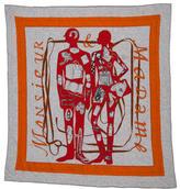 Hermes Monsieur et Madame T-Shirt Scarf