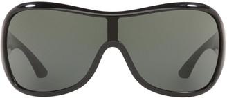 Sarah Jessica Parker Round-Frame Oversized Sunglasses