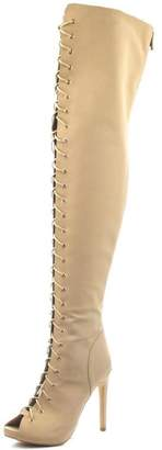 Cape Robbin Thigh High Boot