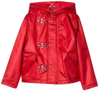 Fay Red Jacket