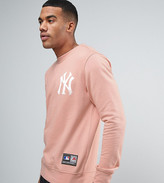 Majestic Yankees Oversized Sweatshirt Exclusive To Asos