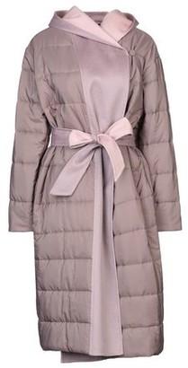 Agnona Synthetic Down Jacket