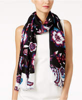 INC International Concepts I.n.c. Floral Wrap & Scarf in One, Created for Macy's