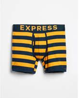 Express rugby stripe boxer briefs