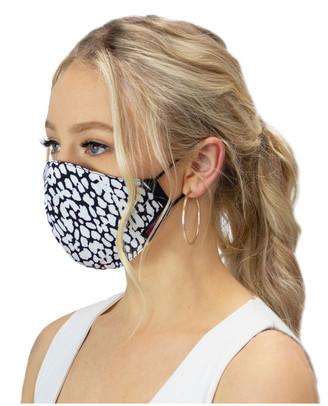 Pilgrim Cheetah Print Face Mask