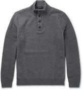 Ermenegildo Zegna Wool and Cashmere-Blend Sweater