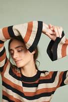 Harlyn Burkhart Striped Pullover