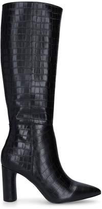 Kurt Geiger London Leather Becar Boots 60