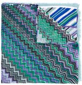 Missoni zig zag print scarf - women - Modal/Linen/Flax - One Size