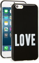 Givenchy Love Iphone 6/6S Case - Black