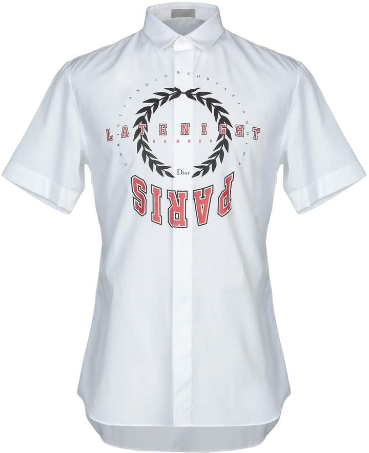 a35686f68 Christian Dior Men's Shirts - ShopStyle