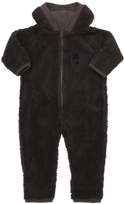 Molo Terry Cloth Romper W/ Ears