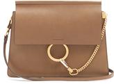 Chloé Faye medium leather shoulder bag