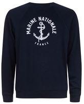Sandro Marine Nationale Sweatshirt