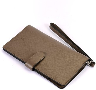 Atelier Hiva Ita Leather Wallet Mink