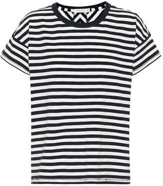 Rag & Bone Kat cotton-blend T-shirt