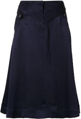 Palmer Harding Distorted Skirt