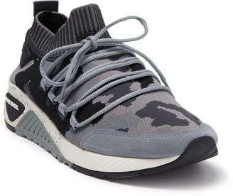 Diesel SKB Camo Knit Sneaker