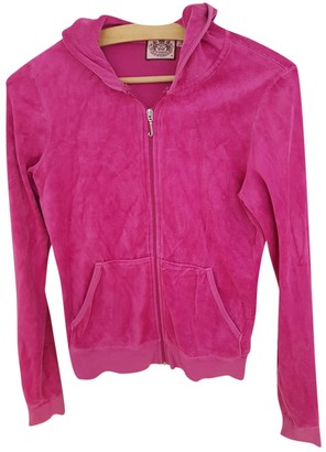 Juicy Couture Pink Velvet Top for Women