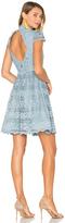 Alice + Olivia Maureen Lace Dress