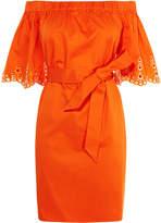 Karen Millen Bardot Mini Dress