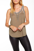 Chaser Olive Green Tank
