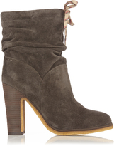 See by Chloe Jona suede ankle boots