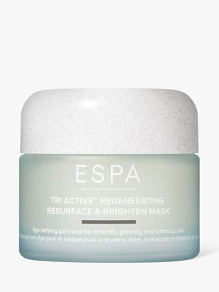 Espa Tri-Active Regenerating Resurface & Brighten Mask, 55ml