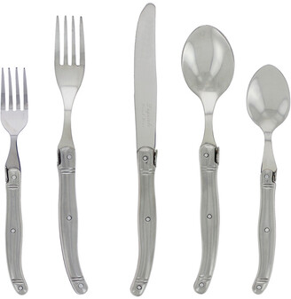 French Home Laguiole 20Pc Stainless Steel Flatware Set