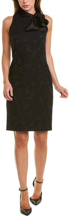 Thumbnail for your product : Sara Campbell Jacquard Shift Dress