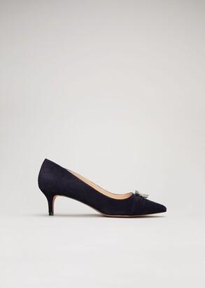Phase Eight Joelle Sparkle Court Shoe