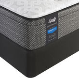 Sealy Pencrest LTD Plush Eurotop - Mattress + Box Spring