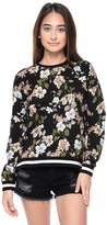 Juicy Couture Route 1 Bloom Pullover