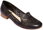 Dolce Vita Ipis Leather Cutout Loafers