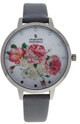Charlotte Raffaelli Unisex-Adult Stainless Steel Watch Strap CRF001