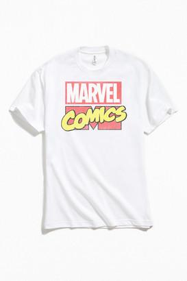 Marvel Comics Logo Tee