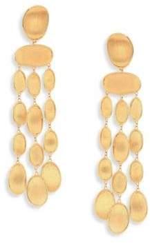 Marco Bicego Lunaria 18K Yellow Gold Chandelier Earrings