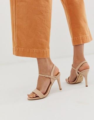 Buffalo David Bitton heeled Sandal in cream