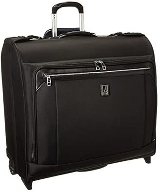Travelpro Platinum(r) Elite - 50 Rolling Garment Bag (Shadow Black) Luggage