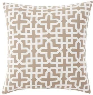 Pottery Barn Holt Trellis Jacquard Pillow Covers
