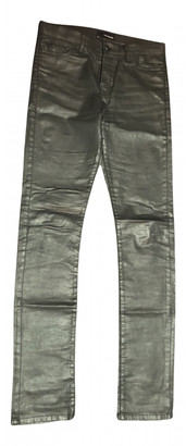 The Kooples Black Polyester Jeans