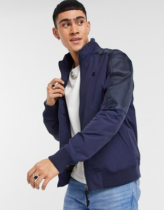 G Star G-Star Meson track jacket in blue