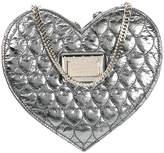 Philipp Plein heart quilted crossbody bag