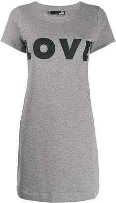 Love Moschino Love sweat dress