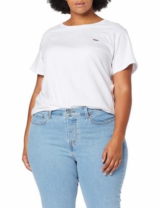 Levi's Plus Size Women's Pl Perfect Crew T-Shirt