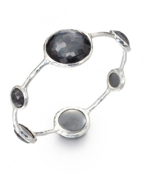 Ippolita Rock Candy Sterling Silver & Doublet Bangle Bracelet