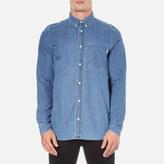 Carhartt Long Sleeve Civil Shirt Stone Wash