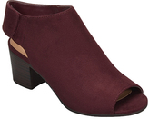 City Classified Vino Harlyn Slingback Bootie